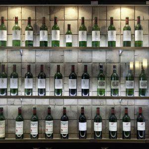 Mur de bouteille